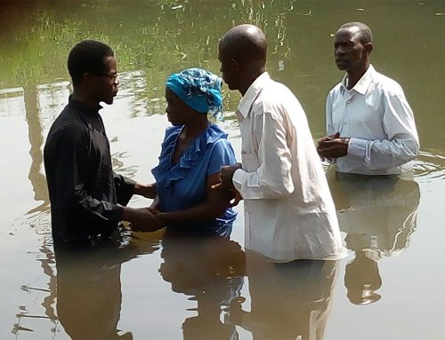 Three More Souls Baptized in Guinea, West Africa