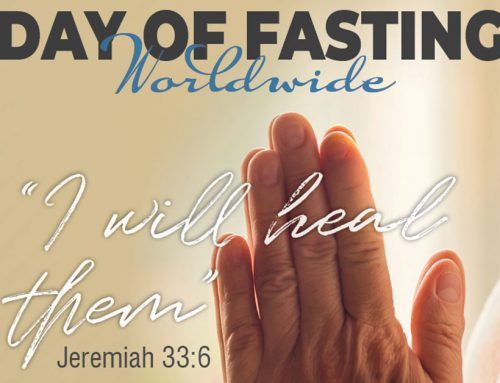 Worldwide day of fasting on July 18, 2020