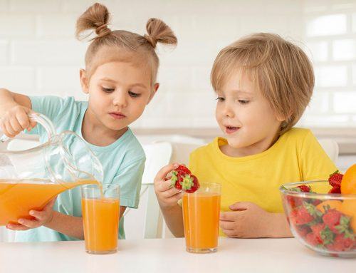 How to Strengthen the Immune  System of Children and Adolescents
