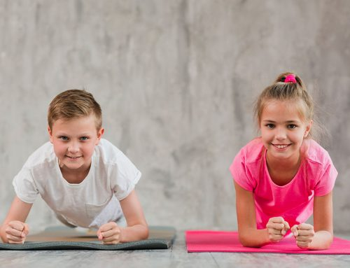 Physical Activity: Getting Kids Involved