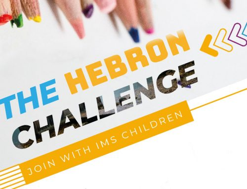 The Hebron Challenge May 2nd – July 2nd
