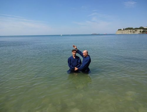 Three Souls Baptized in Russia in May, June and July