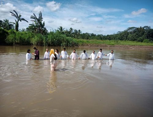 Nine Souls Baptized in San Patricio, Philippines, in August